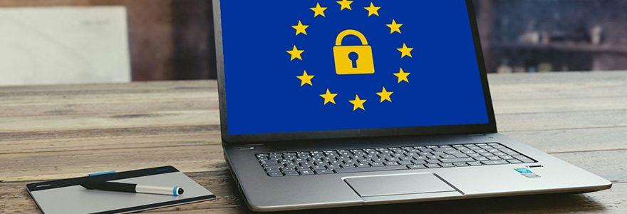 Règlement des données personnelles